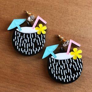 Jewelry - 🎉HPx2🎉Two For You, Glen Coconut! - earrings